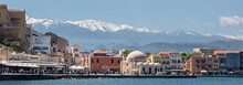 View Across Chania Harbour