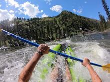 Whitewater Kayaking, Salmon River