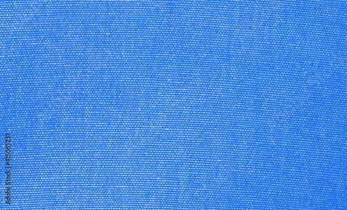Fototapeta texture of blue fabric obraz