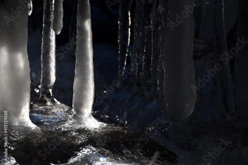 Papel de parede Eiszapfen