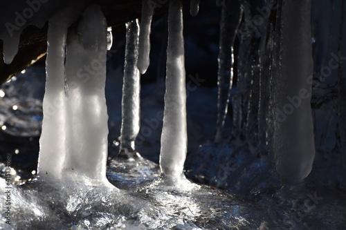 Tela Eiszapfen
