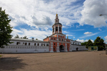 Danilov Monastery (also Svyato-Danilov Monastery Or Holy Danilov Monastery), To Have Been Founded In The Late 13th Century. Moscow, Russia