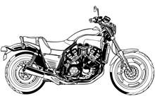 バイク横02