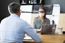 Employee Business Job Interview