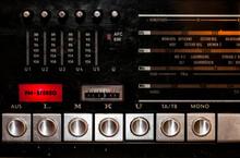 Vintage German Radio Display