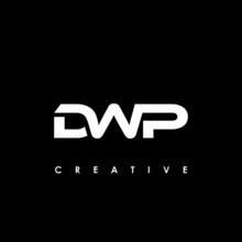 DWP Letter Initial Logo Design Template Vector Illustration