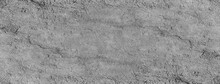 Gray Concrete Wall Background, Abstract Old Wall Construction Background