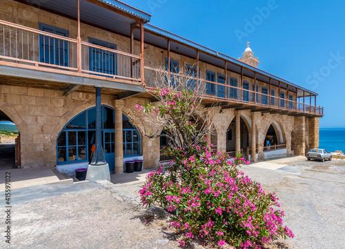 Photo Apostolos Andreas Monastery at Karpaz region in Northern Cyprus
