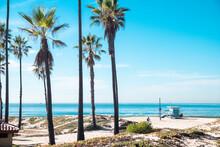 Playa Del Rey Beach In Los Angeles