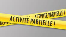 Logo Activité Partielle.