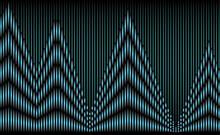Futuristic Background, Lines, Parallels, Colors