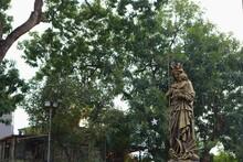 Saint Joseph Cathedral In Hanoi, Statue, Religion