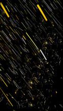 Shower Of Sparks - Firework - Lighting Background