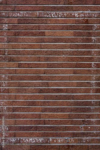 Obraz na plátně 煉瓦のようなタイルの壁