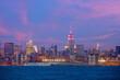 New York City skyline, cityscape of Manhattan