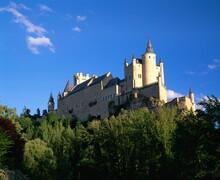Alcazar, Segovia, Castilla Y Leon (Old Castile), Spain, Europe