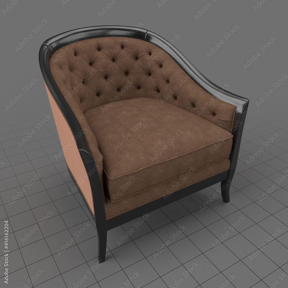 Fototapeta Modern armchair 6