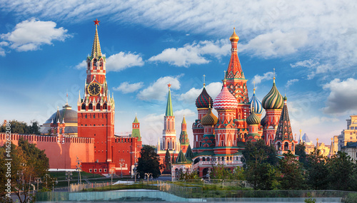 Russia - Moscow red square © TTstudio