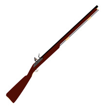 Musket Rifle Old