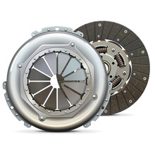 Vector Clutch Cover With Clutch Plate