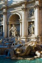 Trevi Fountain, Rome, Lazio