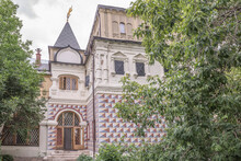 House Of Romanov Boyars In Moscow