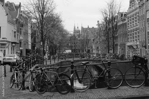 Fototapety, obrazy: bicycles