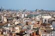 View over Valencia from El Micalet Cathedral, Spain