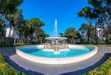 Rimini Fountain Of The 4 Horses