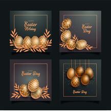 Easter Day Social Media Posts