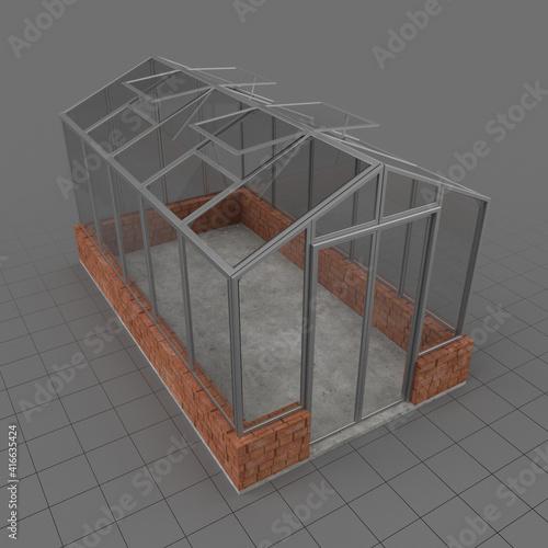Fototapeta Greenhouse obraz