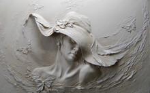 Statue Wall Decorative Interior Design
