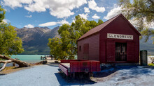 Boat Shed Of Glenorchy