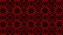Poly Art Kaleidoscope 100025 Flower Mandala Abstract Sequence Motion Fracta