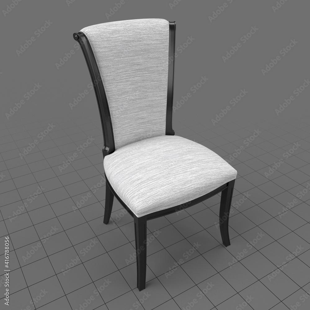 Fototapeta Classic chair 1