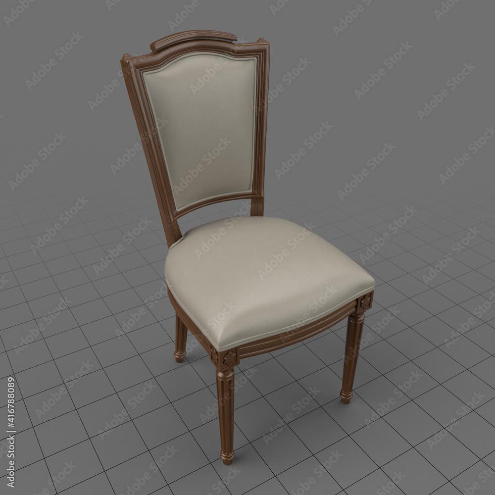 Fototapeta Classic chair 2