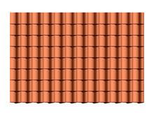 Roof Tiles Pattern In Vector