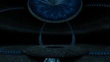 Fantasy Sci-fi Alien Cave 3d Render Illustration
