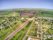 Mapleton Is A Small North Dakota Town By Fargo On I-94