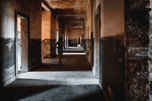 Abandoned Psychiatric Hospital In Santa Maria  - Cordoba - Argentina