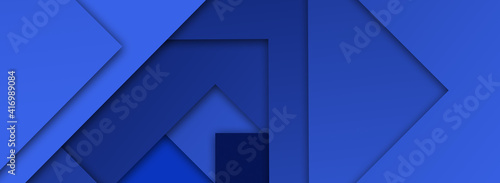 Obraz abstract blue background - fototapety do salonu