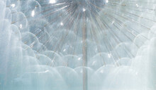 Australia, Sydney, Details Of  Dandelion Fountain