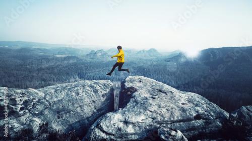 Foto Herausforderungen meistern