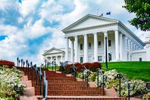 Virginia Statehouse, Richmond, Virginia