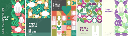 Tablou Canvas Happy Easter
