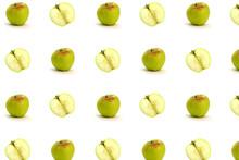 Apple Green Pattern Ripe Summer Screensaver