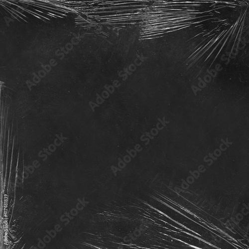 Obraz plastic wrap CD texture background - fototapety do salonu