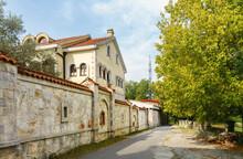 Zhdrebaonik Monastery. Danilovgrad. Montenegro.