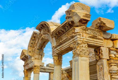 Fototapeta Temple of Hadrian