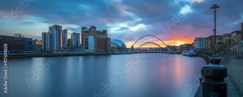 Newcastle dawn